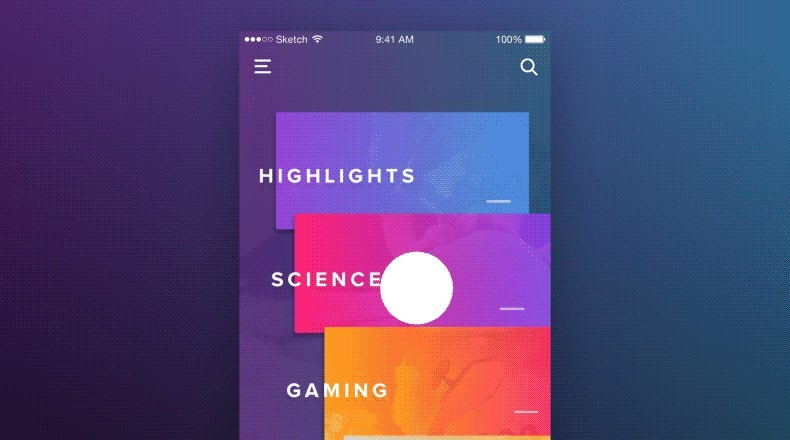 UI/UX Trends for Mobile Design for 2017 (6)