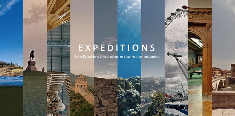 expeditions for google cardboard
