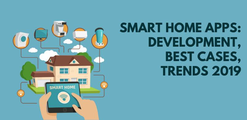 Smart Home app development