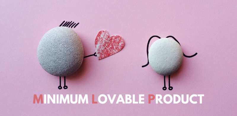 MLP Minimum Lovable Product