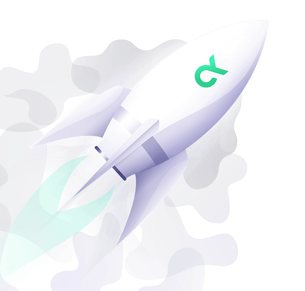 Applikey mobile landing rocket